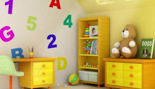 子供部屋は自由度が大事!おすすめのアイデアをご紹介!